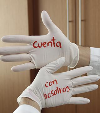 Hospital San Javier marcha contra el cáncer