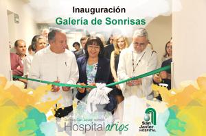 Inauguración Hospital San Javier